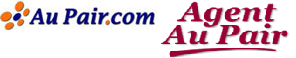 APcom and Agent AuPair Logo