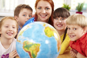 Childcare from abroad